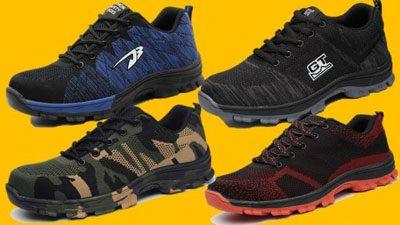 giày bảo hộ lao động thể thao đẹp thời trang