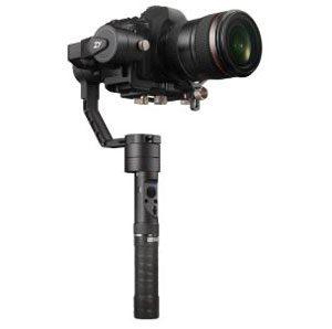 đánh giá gimbal zhiyun crane plus cho máy ảnh
