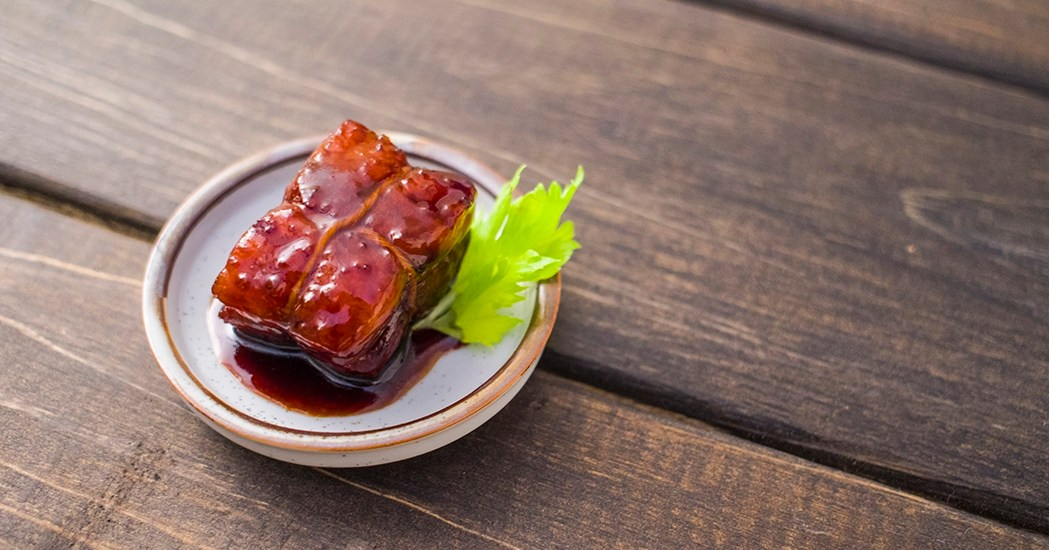 Classic Dong Po Pork   入口即化 東坡肉