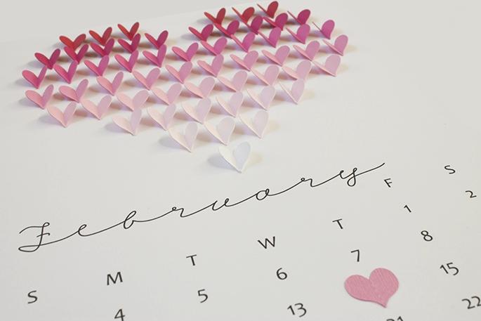 Crush on this calendar