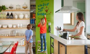 Kids Friendly Kitchen