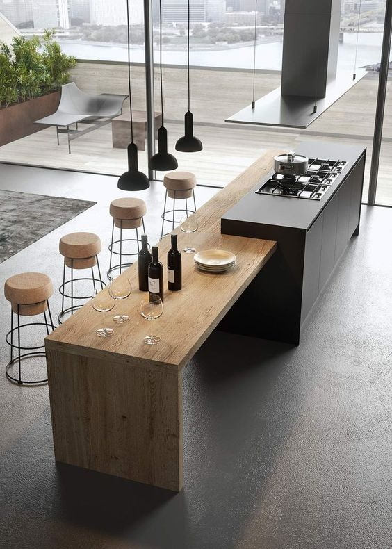 Small Kitchen Island Table, The Wheeled Small Kitchen Island Table