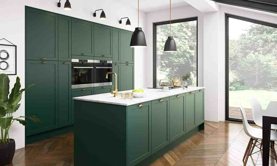 new latest kitchen designs, 4 Features of the New Latest Kitchen Designs at This Time