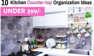 10 Kitchen Organization Ideas