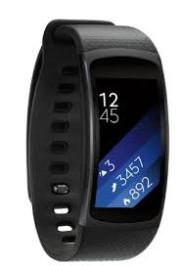 Samsung Gear Fit2- Black