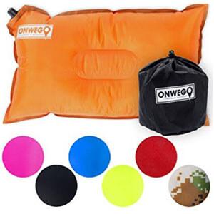 camping pillow inflatable air pillow