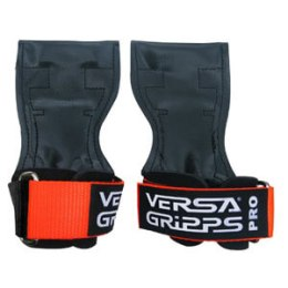 Versa Gripps PRO Glove Weight Lifting Straps Hooks