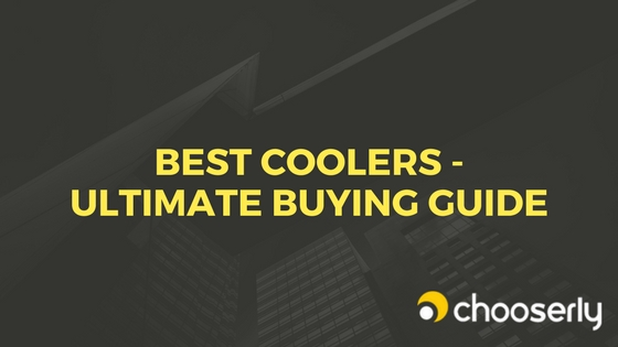 BEST COOLERS - ULTIMATE BUYING GUIDE