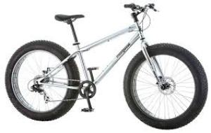 Mongoose Mens Malus Fat Tire Bike