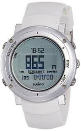 Suunto SS018735000 Men Core Digital Multi-Function White Rubber