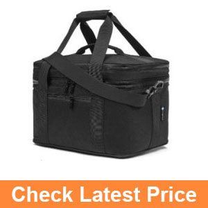Cryost Cooler Insulated Lunch Bag