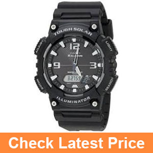 Men's Solar Sport Watch