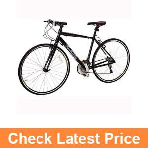 Vilano Perfomance Hybrid Flat Bar Bike