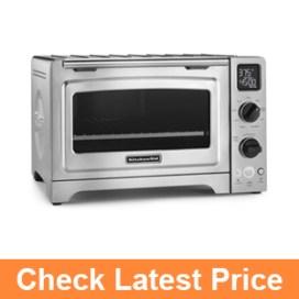 KitchenAid KCO273SS 12 Convection Bake Digital Countertop Oven