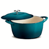 Tramontina Enameled Cast Iron