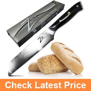 ZELITE INFINITY Bread Knife 8 inch