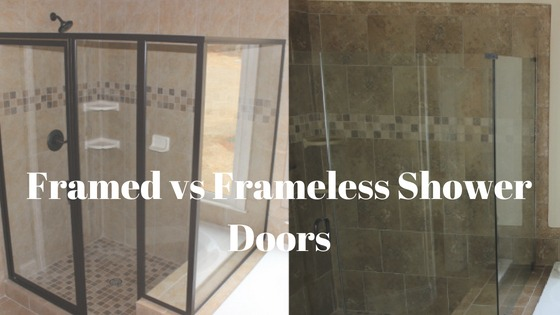 Framed Vs Frameless Shower Doors Chooserly