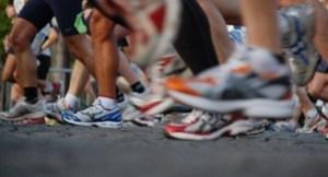 cross country running shoe