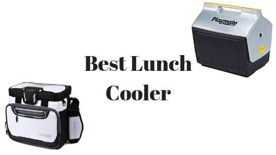 Best Lunch Cooler