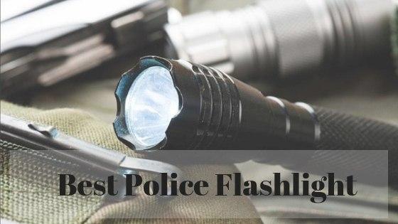 Best Police Flashlight
