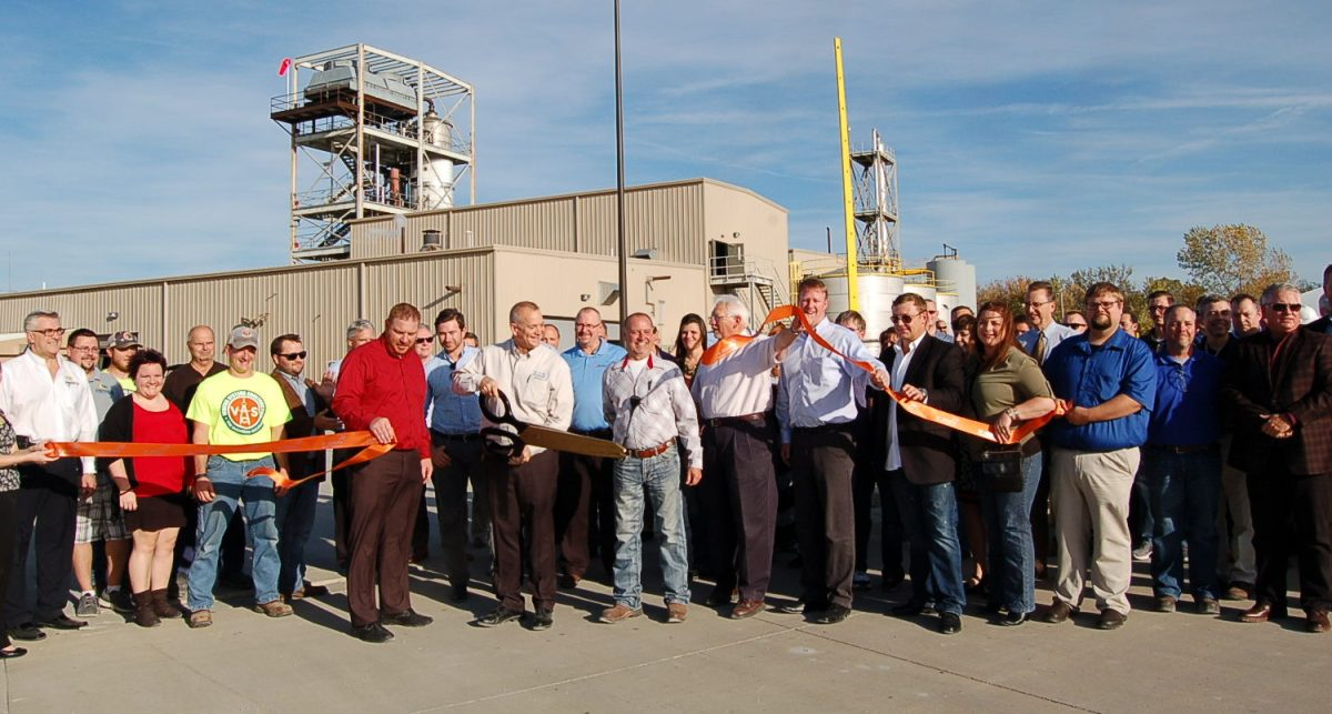 HPB-St. Joe BioDiesel Opens, Employs 50