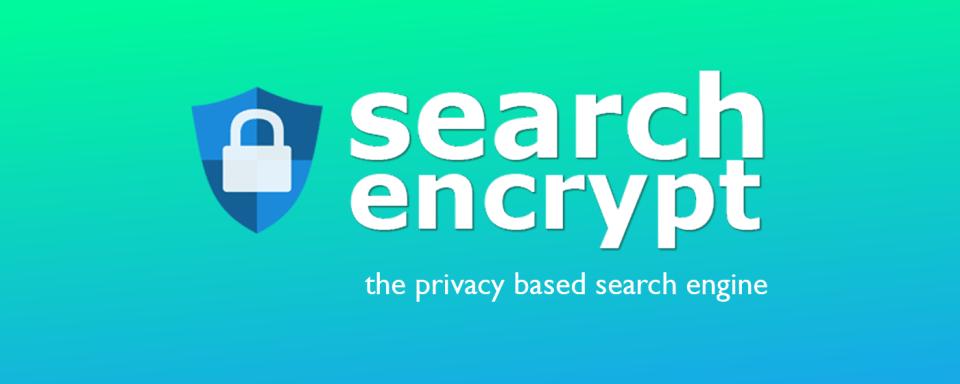 search encrypt chrome store