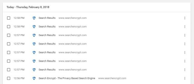 search-history
