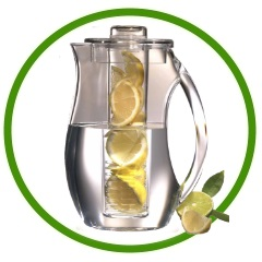 Infuser Pitchers and Carafes