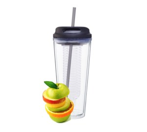Infuse Tumbler - Large 20oz Size! - Black