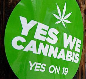 Jeśli marihuana to tylko w Kalifornii
