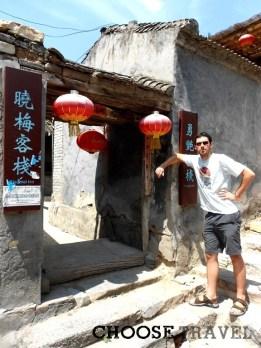 Jedyny sklep w Chuandixii był zamknięty