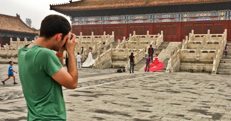 Chiny w obiektywie kamery