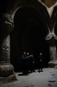 5. Monastyry słyną ze świetnej akustyki - miałem przyjemnośc posłuchać koncertu chórku wykonującego kościelne pieśni