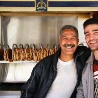 Piekarnia w Szirazie, Iran