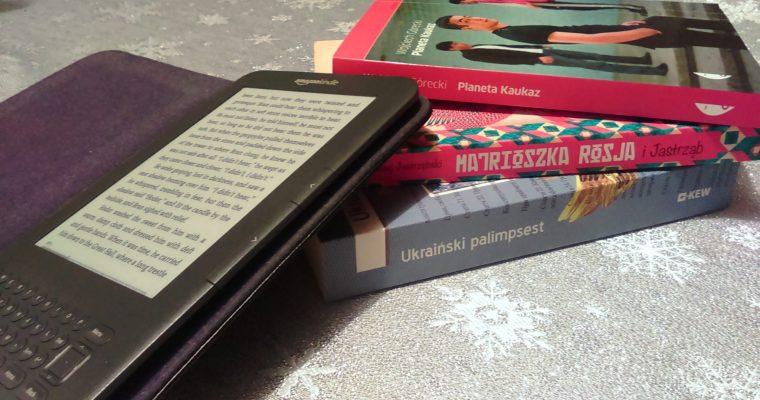 Co czytają blogerzy: Inspirujące książki podróżnicze