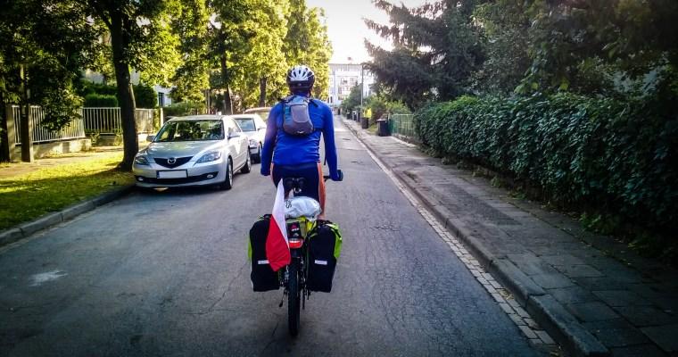 """Skołowany, czyli rowerem do Londynu: """"I'm quite ready for another adventure"""""""