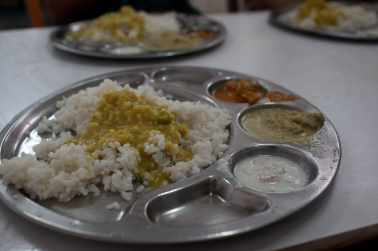 Thali in Kollam, India.