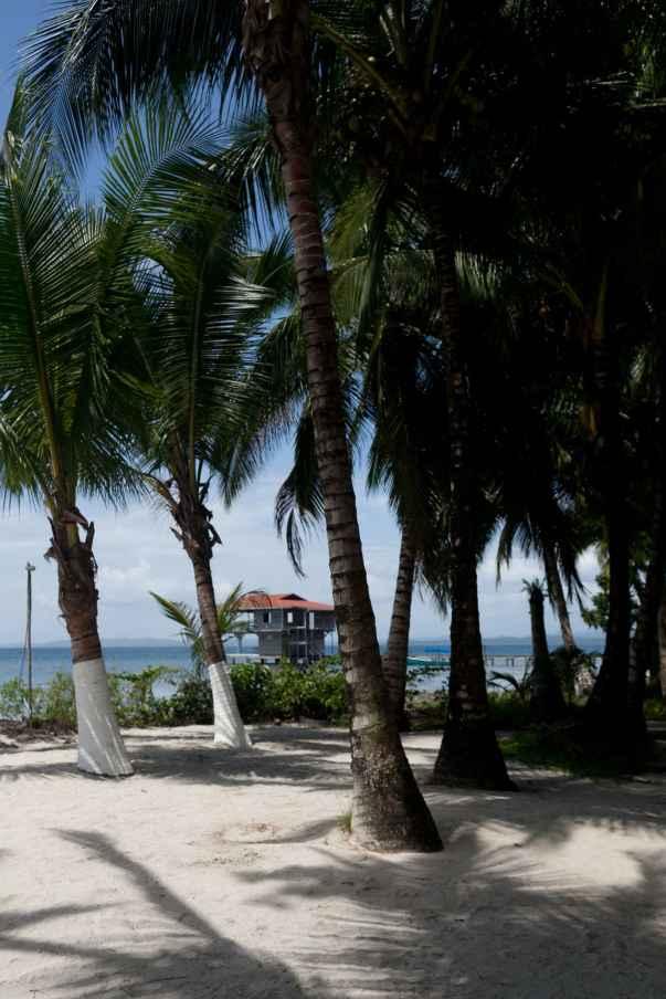 Isla Carenero in Bocas del Toro, Panama.