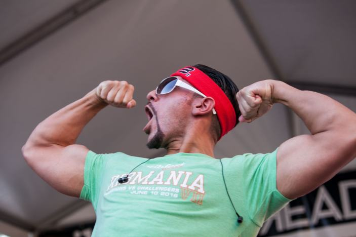 Juan Rodriguez | Ribmania Ribs Eating Contest at Ribfest Chicago