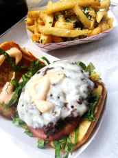 Burgers in New Jersey.