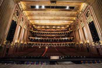 Tour of the Civic Opera House