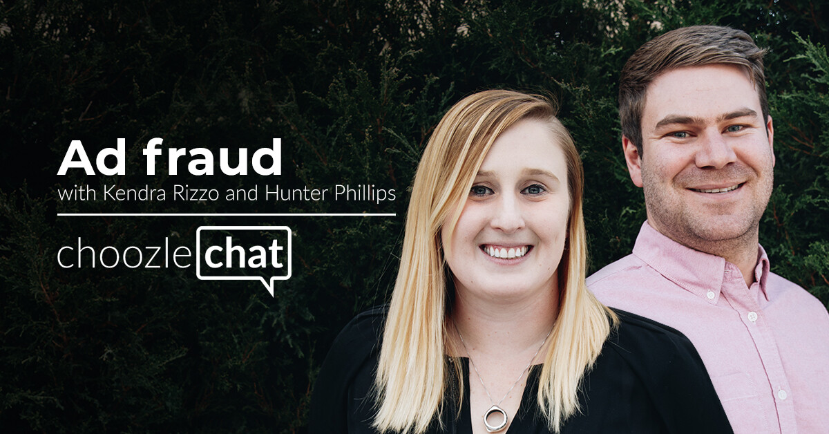 ad fraud with kendra and hunter