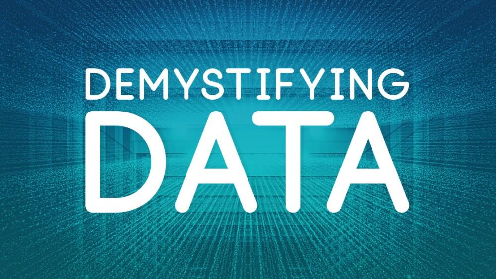 Demystifying Data Driven Advertising
