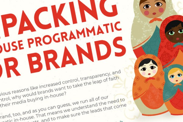 Unpacking In-House Programmatic For Brands Resources