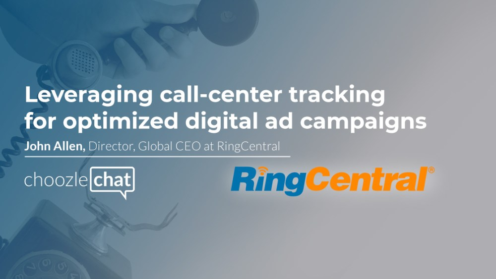 Leveraging call-center tracking for optimized digital a campaigns