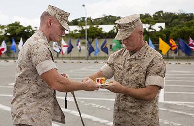 3rd Marine Division celebrates 72nd anniversary
