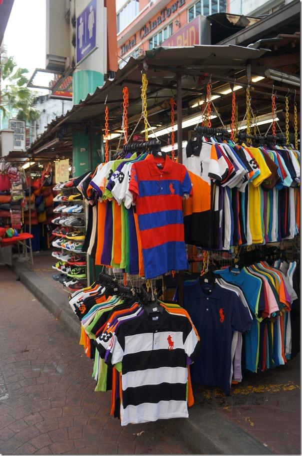 Petaling Street & Madras Lane, Kuala Lumpur ...