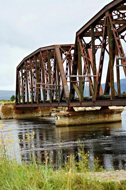 Stephenville Crossing bridge August 2014