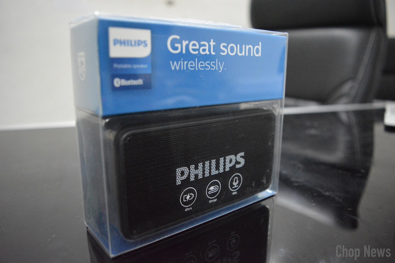 Image result for Philips BT64B Portable Bluetooth Speakers