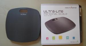 HealthSense PS 126 Ultra-Lite Personal Scale Review